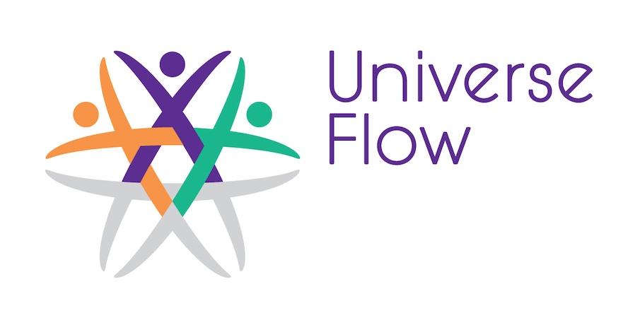 UniverseFlow Logo Retina